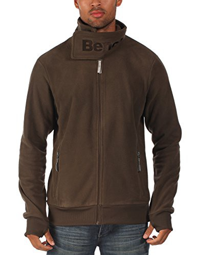 Bench herren fleecejacke core funnel fleece